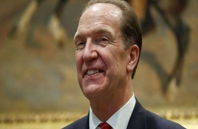 Donald Trump nominates David Malpass for World Bank president