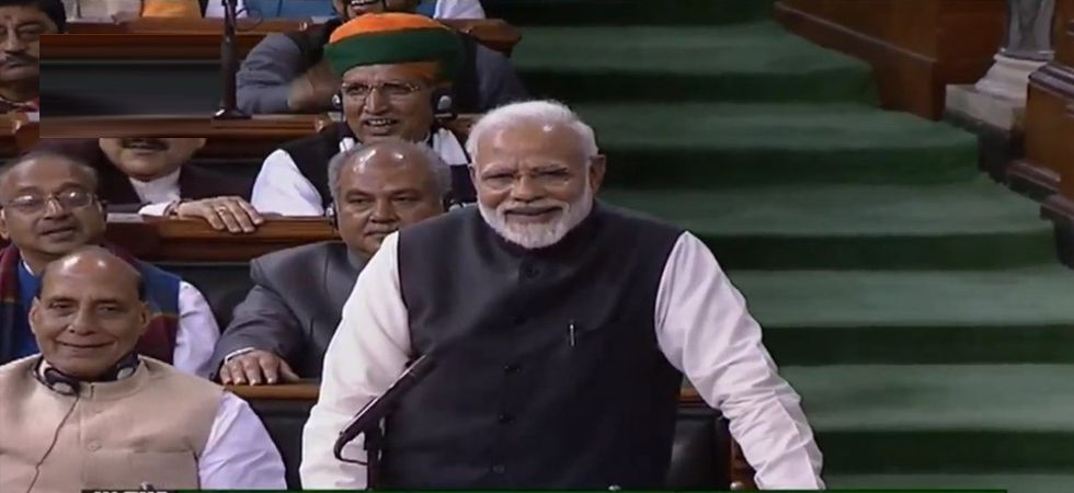 PM Narendra Modi also took a dig at Congress party president Rahul Gandhi and said that those who are labelling baseless allegations on him should first introspect.