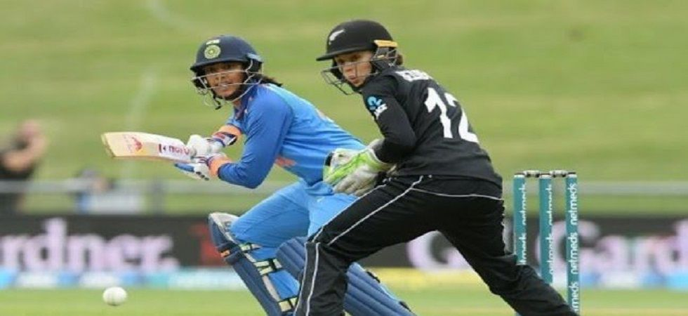 Smriti Mandhana has been the key player for the India women's cricket team in the series against New Zealand. (Image credit: Twitter)