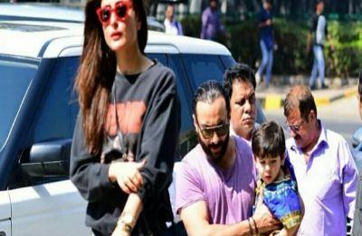 Saif Ali Khan on Taimur: He doesn't like to see his mom Kareena wearing makeup
