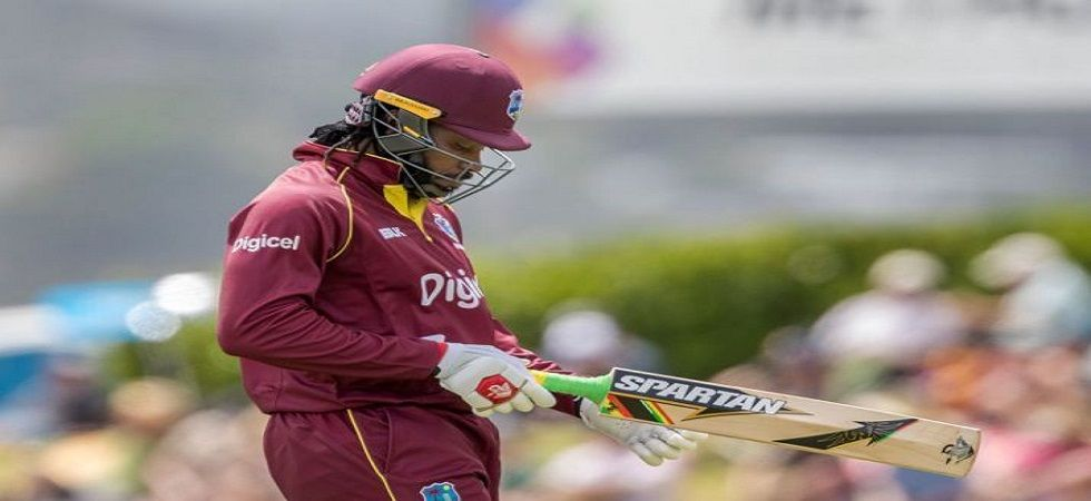 Chris Gayle has been included in the ODI squad for the series against England. (Image credit: Twitter)