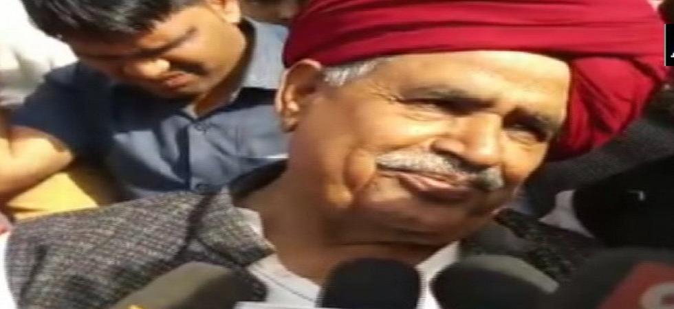 Gujjar leader Kirori Singh Bainsla said: