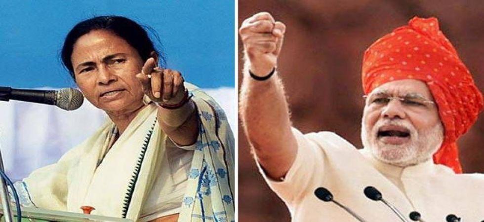 Bengal Opinion Poll: Modi vs Didi - Who will win big in crucial Lok Sabha polls? (File Photo)