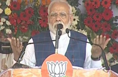 PM Modi in Chhattisgarh: Congress has destroyed poor for past 55 years, misled country