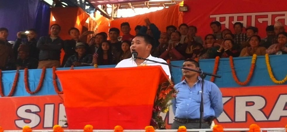 SKM chief PS Golay to contest Sikkim Assembly polls, vows to sweep state in 2019 (File Photo)
