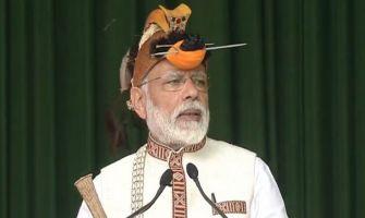Previous governments neglected Arunachal Pradesh, says PM Modi