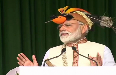 'Arunachal Pradesh integral part of India': MEA hits back at China over PM Modi's visit