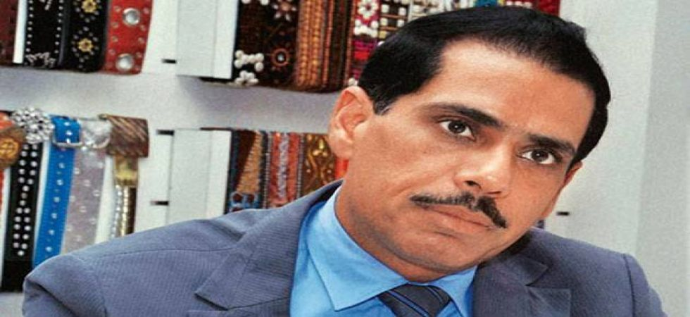 Robert Vadra, who was grilled for three consecutive days.