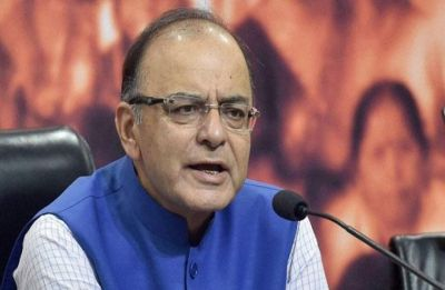 Arun Jaitley returns to India after treatment, says 'delighted to be back home'