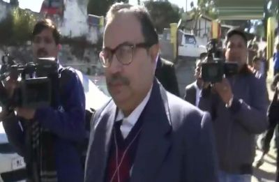 Kunal Ghosh reaches CBI office in Shillong, says will cooperated with investigating agency