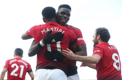 Manchester United move to fourth in Premier League with thumping win over Fulham