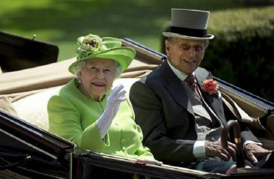 UK's Prince Philip, 97, surrenders driving licence month after car crash