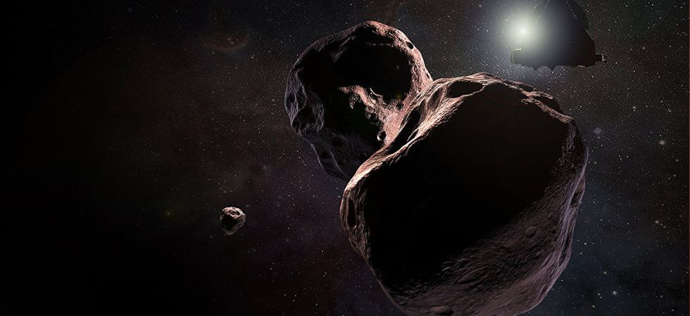 The images of the KBO -- officially named 2014 MU69 (representational image)