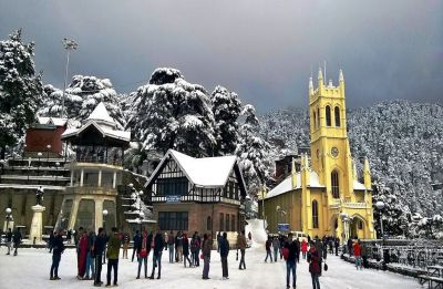 Amid heavy snowfall, winter vacation in Shimla, Kangra Sub-Tehsil schools extended till February 13