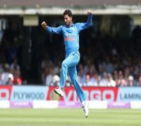 Kuldeep Yadav surges to second in ICC Twenty20 International rankings