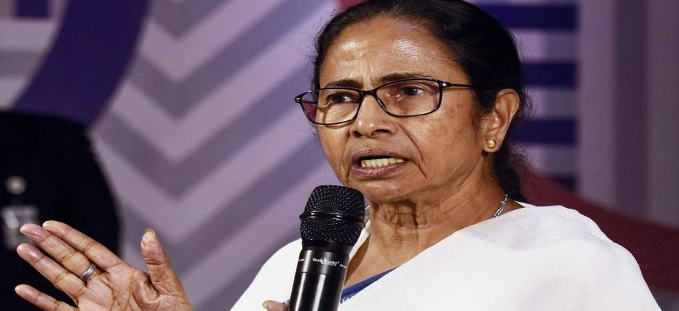 Mamata Banerjee to leave for Delhi to take part in Opposition rally tomorrow (Photo Source: PTI)