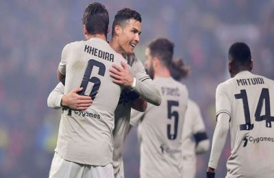 Cristiano Ronaldo extends Juventus' advantage to 11 points in Serie A