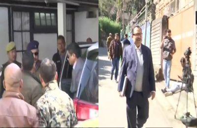 Kolkata Police chief Rajeev Kumar, former Trinamool MP Kunal Ghosh appear before CBI