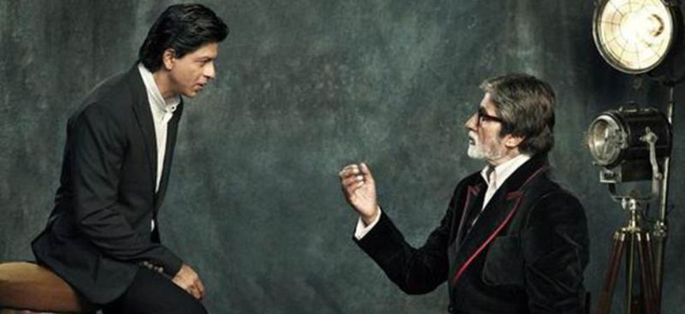 Shah Rukh Khan is bankrolling the Amitabh Bachchan and Taapsee Pannu starrer Badla./ Image: Twitter