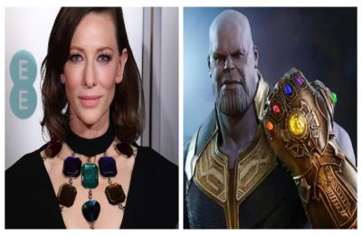 Netizens go crazy over Cate Blanchett's BAFTA outfit, thinks she stole Infinity stones from Thanos for her dress