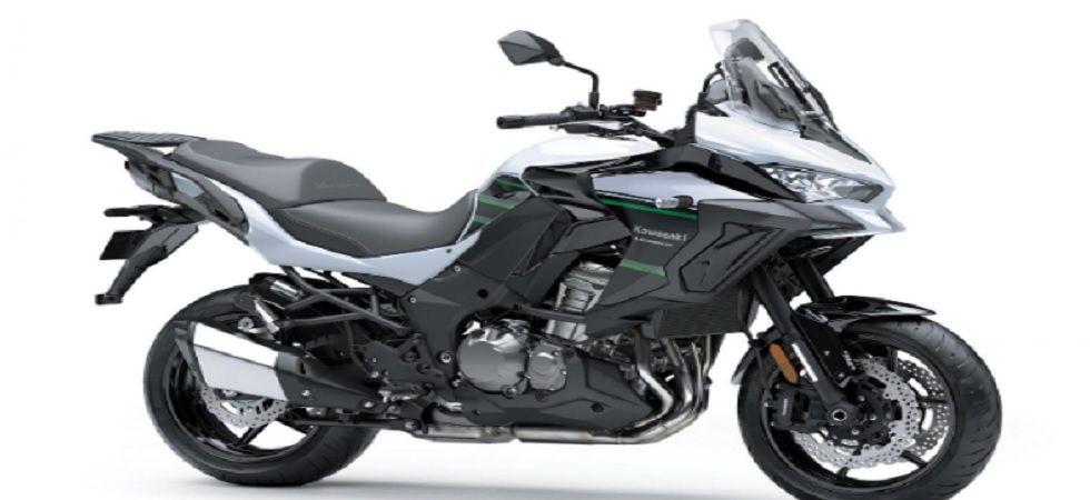 2019 Kawasaki Versys 1000 India price revealed (Image credit: Kawasaki website)
