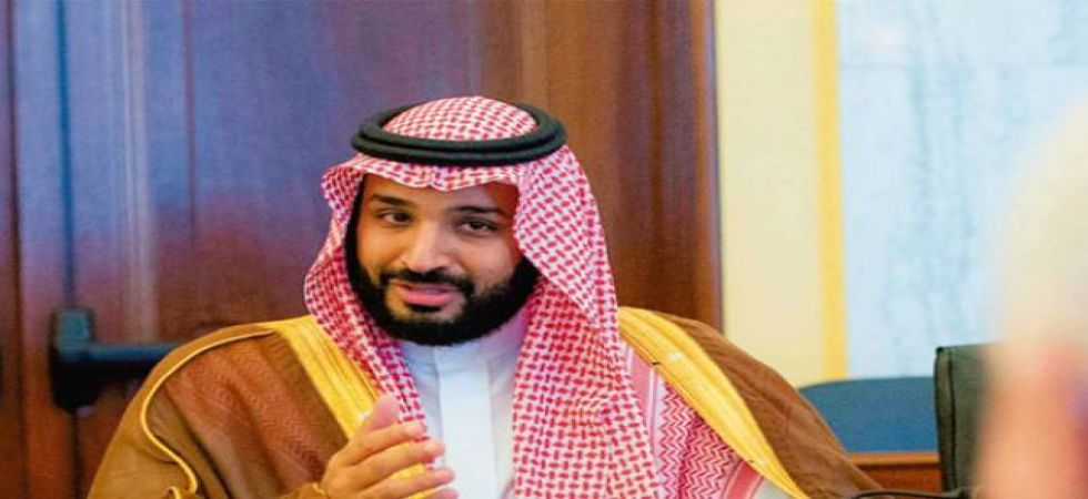 The Crown Prince Mohammed bin Salman powerful is expected to arrive in Pakistan this week, but the exact date of his arrival has not been disclosed due to security reasons (Photo File)