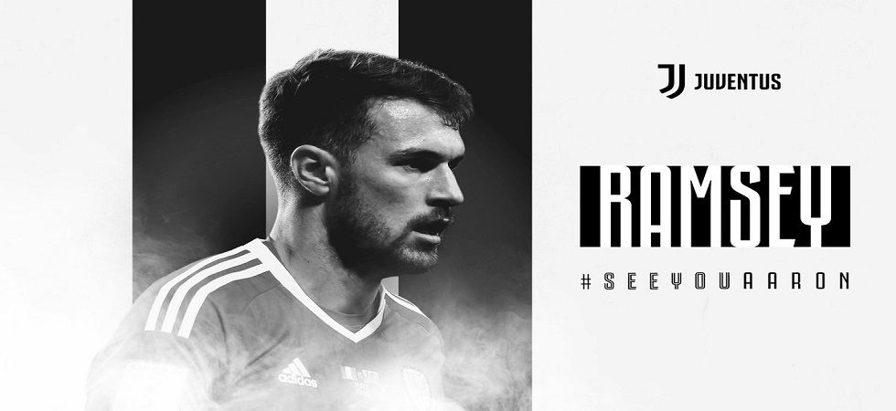 Aaron Ramsey moves to Juventus for a four year deal (Image Credit: Juventus FC)