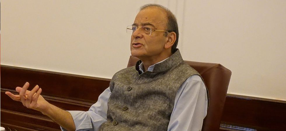 Arun Jaitley posted his blog on social media