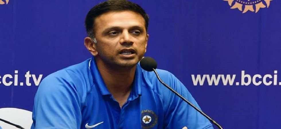 Dravid wants to rope Vikram Rathour but may lead to conflict on interest (Interest Credit: Twitter)