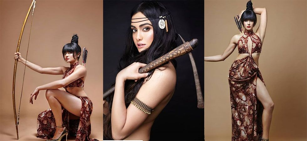 Adah Sharma does it again, plays 'Mind Games' in totally unrecognisable avatar (Instagram)
