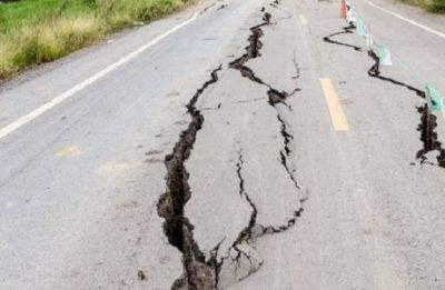 Earthquake of magnitude 5.1 on the Richter Scale hit Bay of Bengal today
