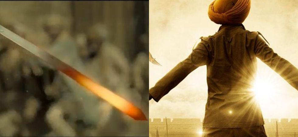 The much-awaited teaser of Akshay Kumar starrer Kesari is out./ Image: Instagram