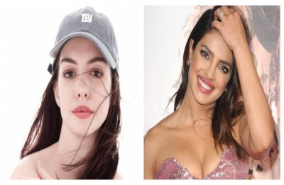 WATCH | Priyanka Chopra has a new STALKER, Anne Hathaway wants to know the secret to our desi girl's flawless skin