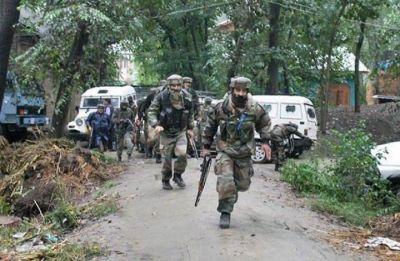 Jammu and Kashmir: 2 terrorists killed in encounter at Gopalpora in Budgam