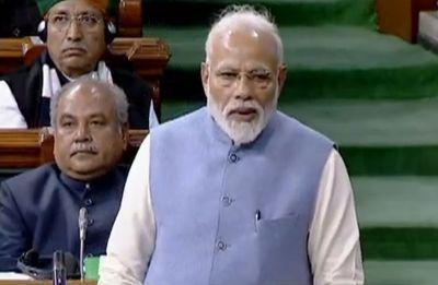 PM Modi thanks Mulayam Singh Yadav for his blessings ahead of Lok Sabha Elections 2019