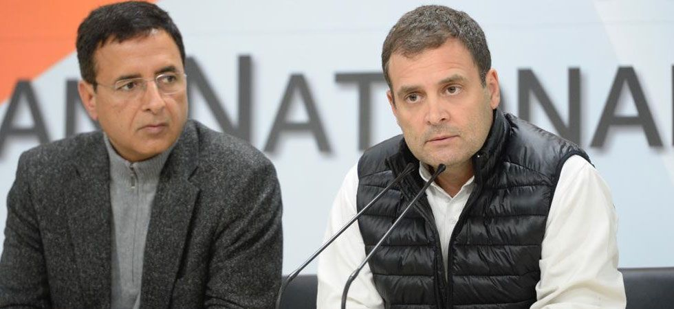 Rahul Gandhi also noted that the CAG report on the Rafale deal does not mention the dissent note by negotiators. (Image Credit: Twitter)