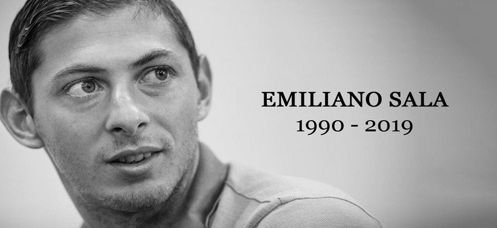 Emiliano Sala's body is to be returned to Argentina on Friday (Image Credit: Twitter)