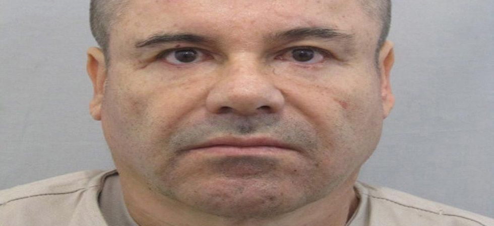The 61-year-old former boss of the notorious Sinaloa cartel — famed for his brazen escapes from Mexican prisons — faces life in prison for smuggling tons of cocaine, heroin, methamphetamine and marijuana into US. (Photo: ANI)
