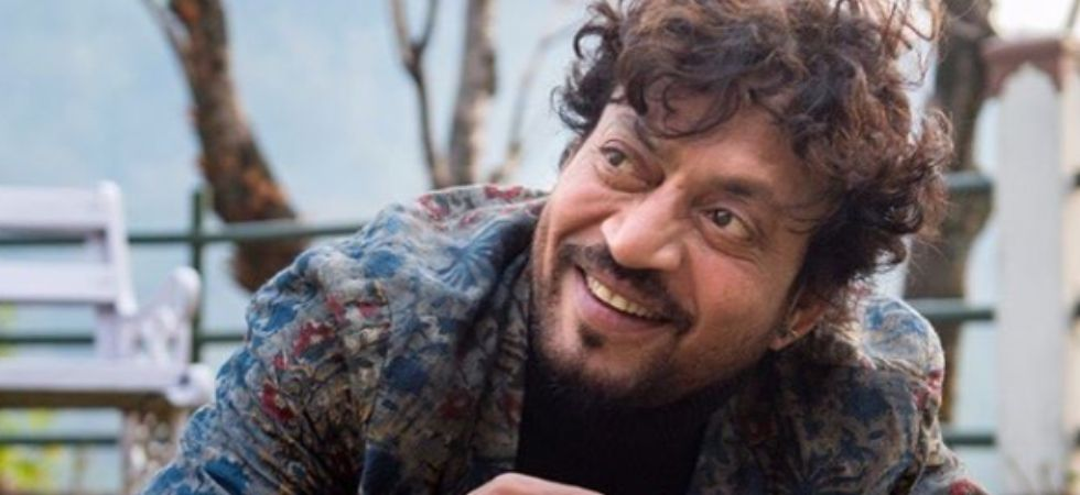 Irrfan Khan was last seen in the film Karwaan./ Image: Instagram