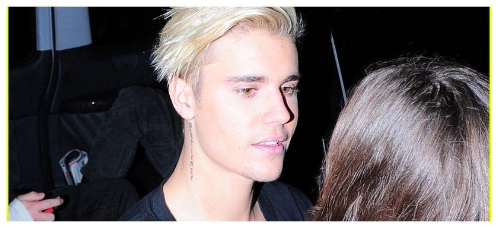 Justin Bieber undergoing treatment for depression (Photo: Twitter)
