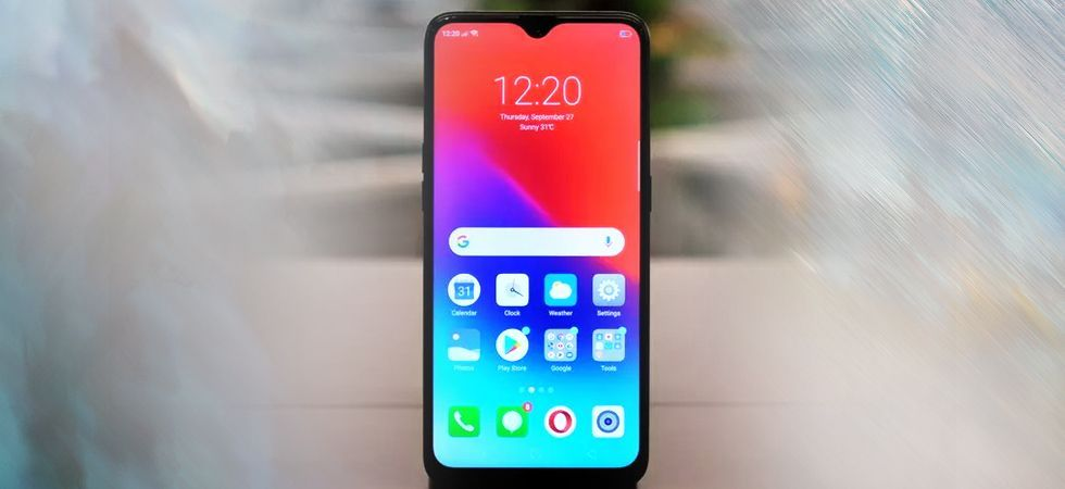 866b8f2a1 Chinese smartphone Realme C1 (2019) is now available for buyers via open  sale (