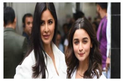 Katrina Kaif has THIS to say to people who equate her with Alia Bhatt after the latter began dating Ranbir Kapoor