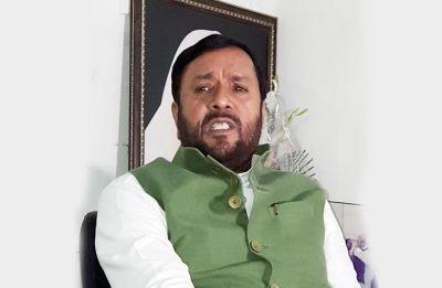 Avtar Singh Bhadana, BJP MLA from Uttar Pradesh, joins Congress