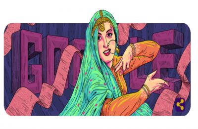 On Madhubala's 86th birth anniversary, Google honours Anarkali with Mughal-e-Azam doodle