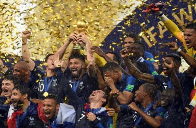 Argentina, Paraguay, Uruguay and Chile to present joint-bid for 2030 Football World Cup