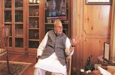 Pulwama Terror Attack: Pakistan is frustrated, says Satya Pal Malik