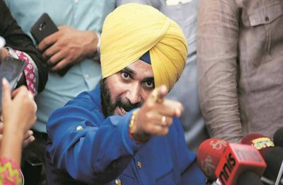 Navjot Singh Sidhu calls Pulwama attack cowardly act, says culprits must be punished