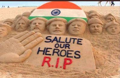 Sachin Tendulkar sends his condolence message to CRPF jawans