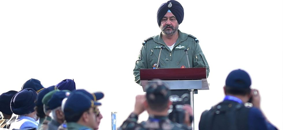 IAF's capability and commitment in meeting national security challenges and defending sovereignty of our country,said IAF chief. (Image Credit: PTI)