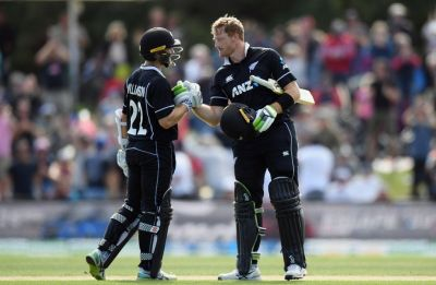 Martin Guptill century vs Bangladesh puts him in special list among New Zealand batsmen